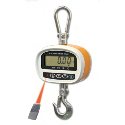 Dinamometro digitale portatile 50 kg con telecomando ISDTEP50