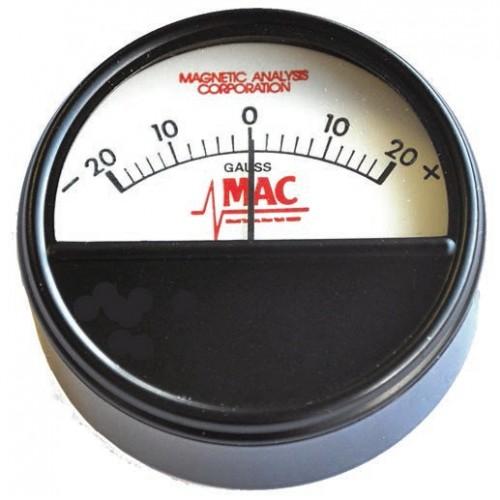 Gaussmetro MAC20 rilevatore di magnetismo residuo