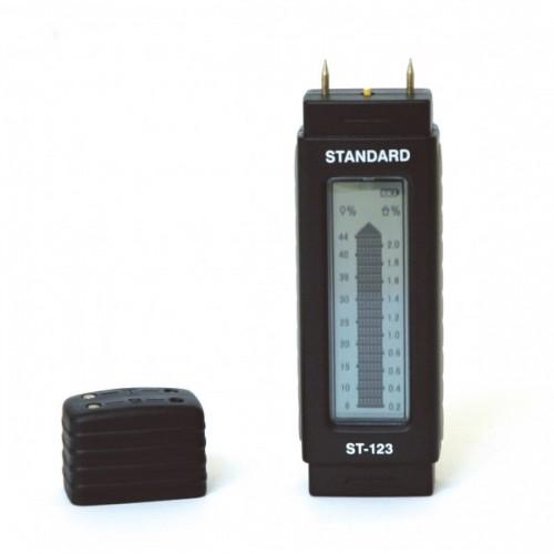 Igrometro per legno e cemento tascabile ST123